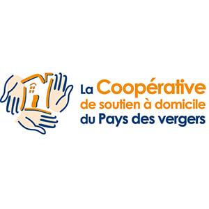 Coopérative de soutien à domicile du Pays des vergers - Partenaire