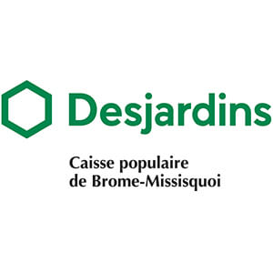 Desjardins Brome-Missisquoi - Partenaire