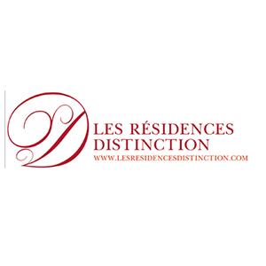 Les résidences Distinction - Partenaire